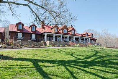 Pickens County Single Family Home For Sale: 8570 Henderson Mountain Road