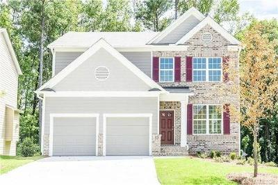 Austell Single Family Home For Sale: 2041 Chesley Drive