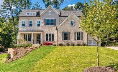 Milton Single Family Home For Sale: 125 Horizon Hill