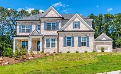 Milton Single Family Home For Sale: 200 Milestone Trail