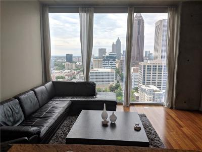 Midtown Condo/Townhouse For Sale: 855 Peachtree Street NE #2605