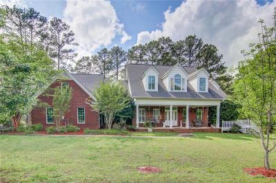 Newton County Single Family Home For Sale: 640 W Macedonia Church Road