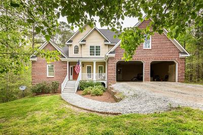 Dallas Single Family Home For Sale: 289 Picketts Mill Road