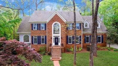 Alpharetta Single Family Home For Sale: 171 Westchester Way