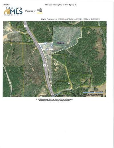 Haralson County Residential Lots & Land For Sale: 6339 Highway 27