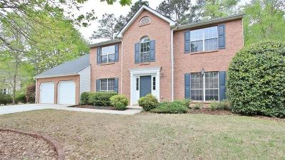 Lawrenceville Single Family Home For Sale: 1280 Grace Hadaway Lane