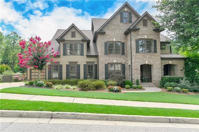 Dallas Single Family Home For Sale: 289 Rose Hall Lane