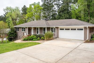 Sandy Springs Single Family Home For Sale: 6420 Bridgewood Valley Road