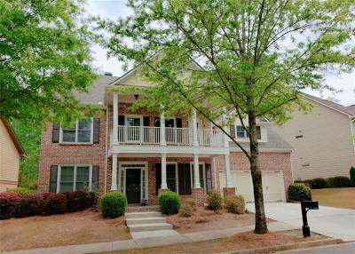 Suwanee Single Family Home For Sale: 4613 Pine Manor Bluff