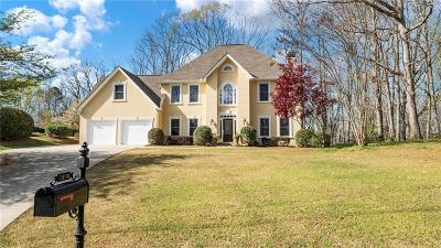 Gainesville Single Family Home For Sale: 2890 Thompson Mill Road