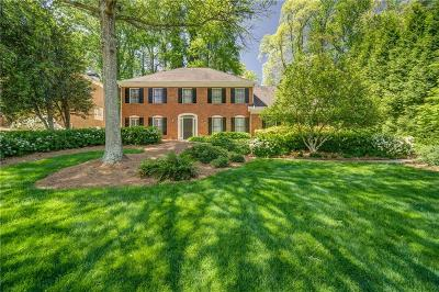 Marietta Single Family Home For Sale: 2773 Lawrence Mill Run