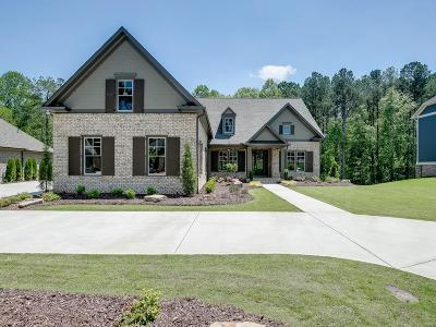 Cumming Single Family Home For Sale: 4970 Shade Creek Crossing