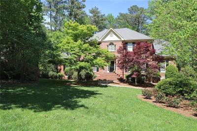 Marietta Single Family Home For Sale: 752 Frenchs Chase