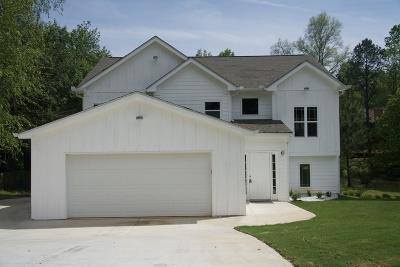 Forsyth County, Gwinnett County Single Family Home For Sale: 960 Hillary Lane