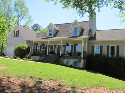 Monroe Single Family Home For Sale: 2036 Double Springs Church Road SW