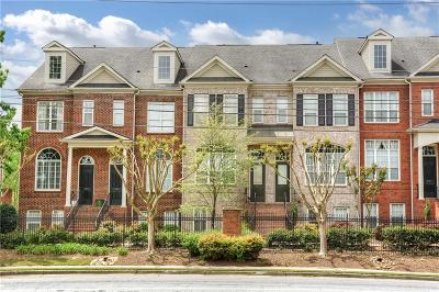 Decatur Condo/Townhouse For Sale: 1167 Providence Place
