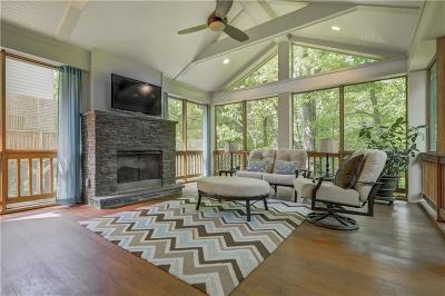 Atlanta Single Family Home For Sale: 1433 Sheridan Walk NE