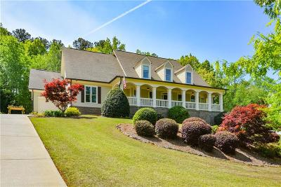 Alpharetta GA Single Family Home For Sale: $650,000