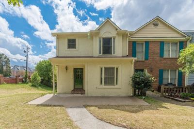 Marietta Condo/Townhouse For Sale: 2692 Arbor Glen Place