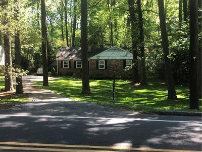Brookhaven Residential Lots & Land For Sale: 2829 Osborne Road NE