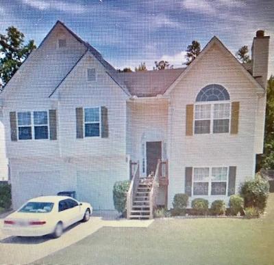 Dallas Single Family Home For Sale: 160 St Ann Circle