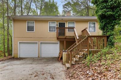 Gwinnett County Single Family Home For Sale: 4432 Marjorie Road