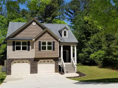 Powder Springs Single Family Home For Sale: 4250 Chads Park Drive