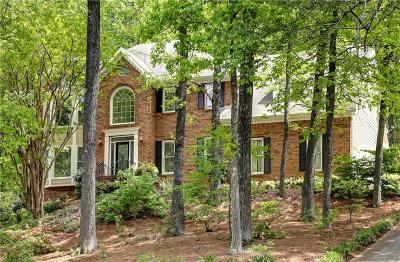 Marietta Single Family Home For Sale: 4192 Summit Way