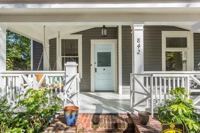 Inman Park Single Family Home For Sale: 842 Virgil Street NE
