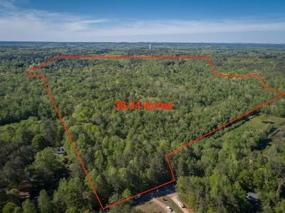 Paulding County Residential Lots & Land For Sale: 1219 Lester Road