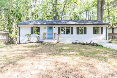Decatur Single Family Home For Sale: 3156 Sandusky Drive