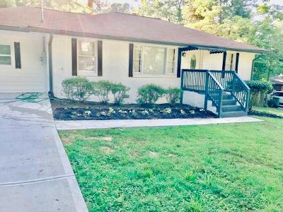 Decatur Single Family Home For Sale: 1621 N Columbia Place