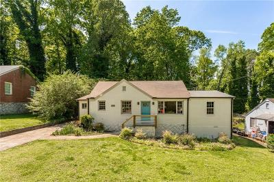 Decatur Single Family Home For Sale: 1847 Glendale Drive