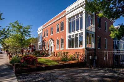 Atlanta Condo/Townhouse For Sale: 1050 N Highland Avenue NE #12B