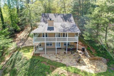 Hall County Single Family Home For Sale: 4886 Propes Drive