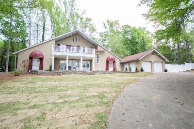 Carrollton Single Family Home For Sale: 110 W Club Drive