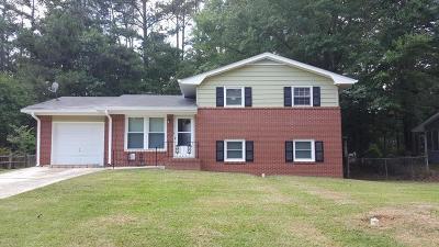 Morrow Single Family Home For Sale: 6465 Rabun Road