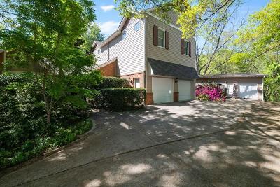 Marietta Single Family Home For Sale: 2889 Horseshoe Bend Road SW
