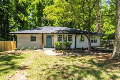 Decatur Single Family Home For Sale: 2263 Nivelle Drive