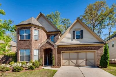 Forsyth County Single Family Home For Sale: 5890 Springbox Drive