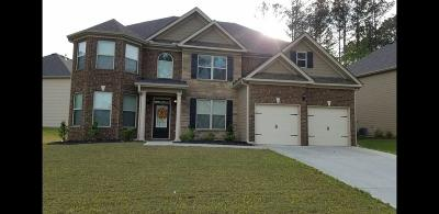 Acworth Single Family Home For Sale: 186 Clubhouse Lane