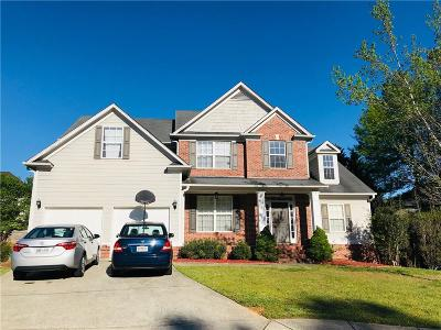 Acworth Single Family Home For Sale: 173 Gemstone Lane