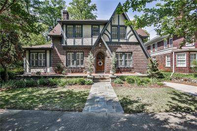 Atlanta Single Family Home For Sale: 102 Maddox Drive NE