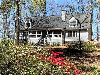 Alpharetta Single Family Home For Sale: 341 Old Jones Road