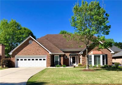 Alpharetta Single Family Home For Sale: 370 Carybell Lane