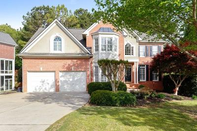Cobb County Single Family Home For Sale: 1963 Lasalle Way