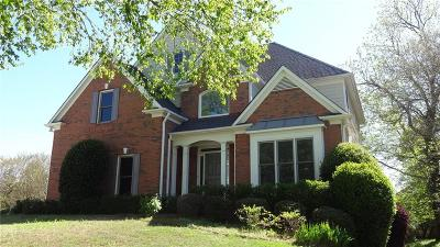 Suwanee Single Family Home For Sale: 320 Lahontan Pass