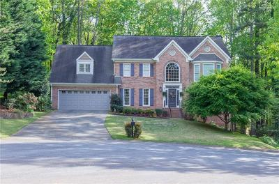 Marietta Single Family Home For Sale: 4353 Summit View