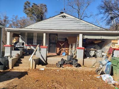 Atlanta Single Family Home For Sale: 1881 Lakewood Avenue SE