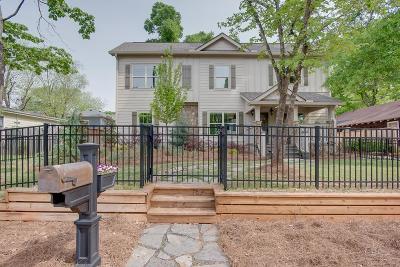College Park Single Family Home For Sale: 1511 Mercer Avenue